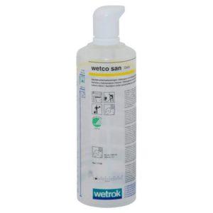 Skumflaske WETROK Wetco San 0
