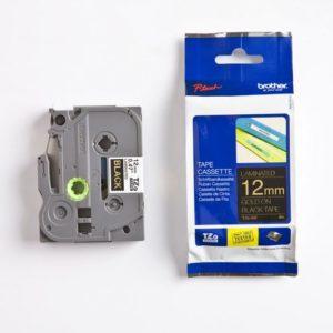 Tape BROTHER TZe-334 12mmx8m gull/sort