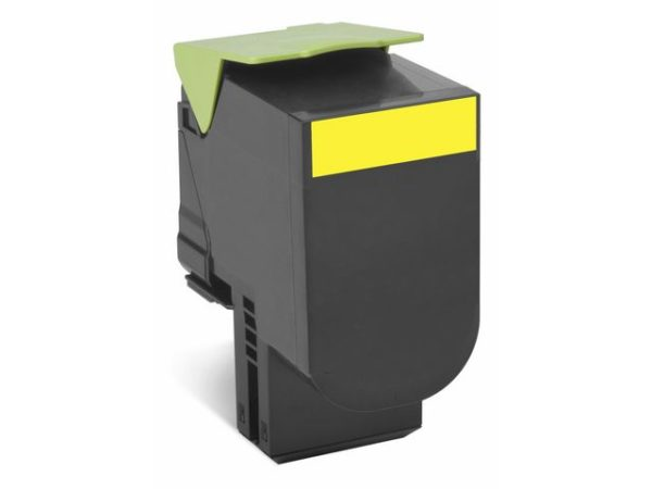 Toner LEXMARK PB yellow 70C20Y0