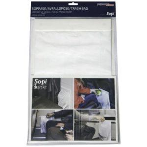 Avfallspose SOPI Startkit (50)