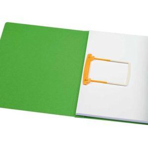 Hurtighefter A4 grønn (25)
