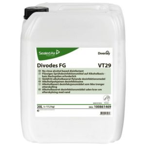 Overflatedesinfeksjon DIVODES FG 20L