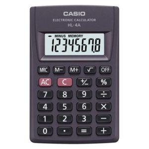 Kalkulator CASIO HL-4A