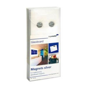 Magnet LEGAMASTER ekstra sterk krom (6)