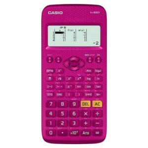 Kalkulator CASIO FX-82EX PK rosa
