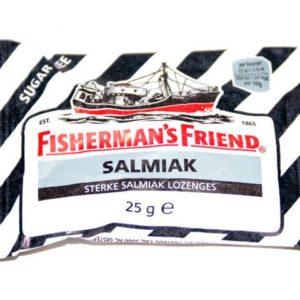 Pastiller Fisherman's Friend Salmiak S