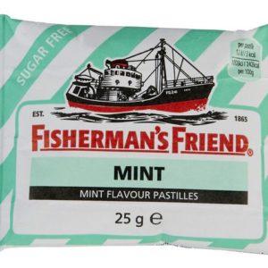 Pastiller Fisherman's Friend Mint Strip