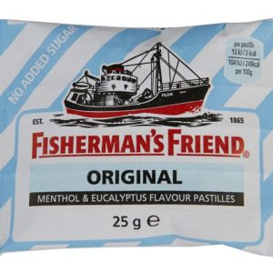 Pastiller Fisherman's Friend Orig Blue