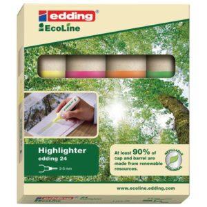 Tekstmarker EDDING 24 EcoLine (4)