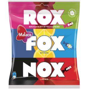 Malaco Fox/Nox/Rox 180g
