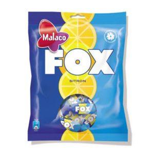 Fox sitronkaramell 130g