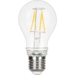 Lyspære GE LED Filament Normal 4W E27