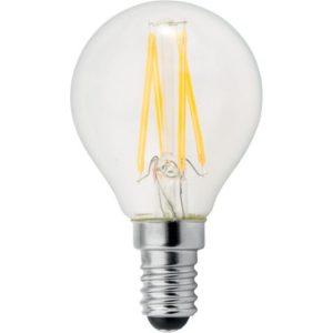 Lyspære GE LED Filament Illum 4W E14