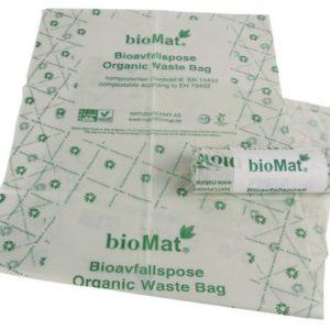 Biopose BIOMAT matavfall 17my 30L (10)