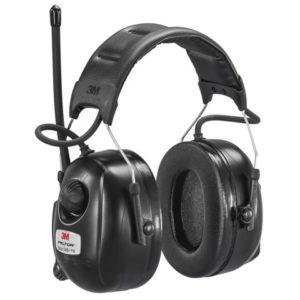Øreklokke PELTOR DAB/FM-radio hodebøyle