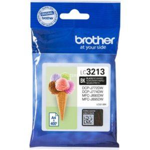Blekk BROTHER LC3213BK sort