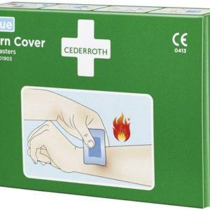 Plaster CEDERROTH brannskadeplaster (10