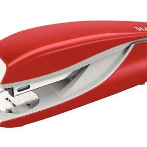 Stiftemaskin LEITZ 5502 30 ark rød