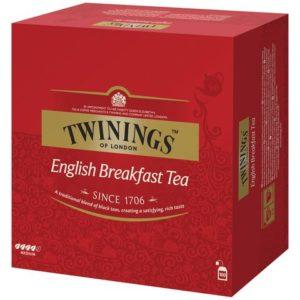 Te TWININGS English Breakfast (100)