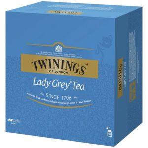 Te TWININGS Lady Grey (100)