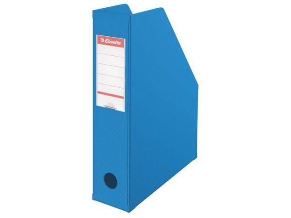 Tidsskriftkassett ESSELTE Maxi A4 blå