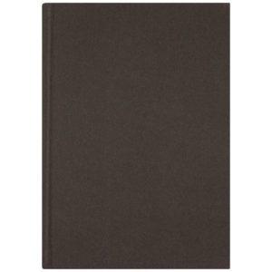 Skrivebok BURDE A5 linjer brun
