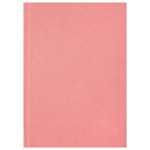Skrivebok BURDE A5 linjer rosa