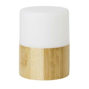 Lysholder DUNI 105X75 Bamboo bright