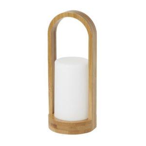 Lysholder DUNI  240X100 Bamboo easy
