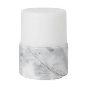 Lysholder DUNI 105X75 marble bright