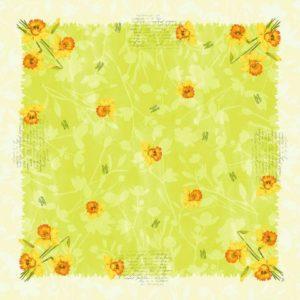 Duk DUNICEL 84x84 spring flowers (20)