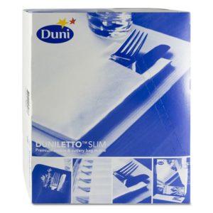 Duniletto DUNI Airlaid 40x33cm hvit (65