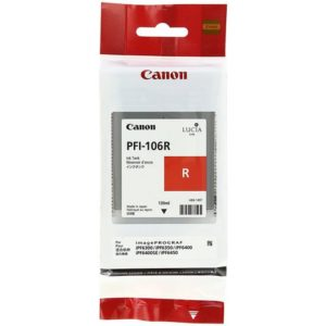 Blekk CANON PFI-106 R