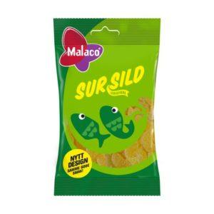 Malaco Sur Sild 100g