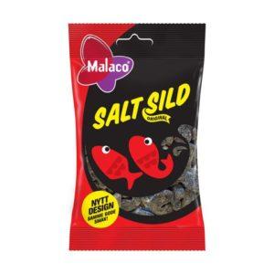 Malaco Salt Sild 100g