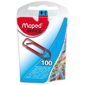 Binders MAPED 25mm ass frg (100)