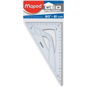 Vinkel MAPED 60 grader 21 cm oppheng