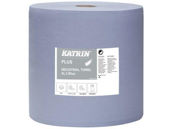 Industritørk KATRIN Plus XL3 370m blå