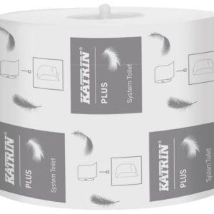 Toalettpapir KATRIN Plus System 680 85m