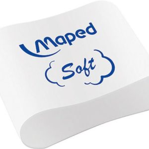 Viskelær MAPED Essentials soft medium
