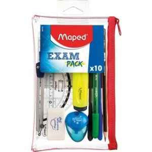 Mappe MAPED m/innhold