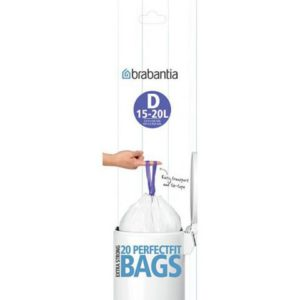 Avfallspose BRABANTIA D 15L (20)