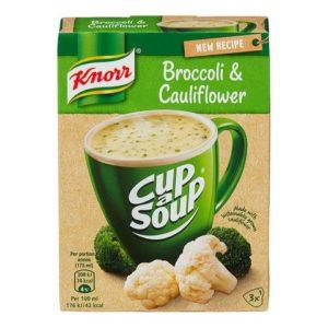 Cup a Soup KNORR Blomkål/Brokkoli