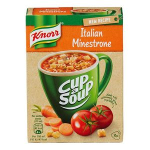 Cup a Soup KNORR Minestrone
