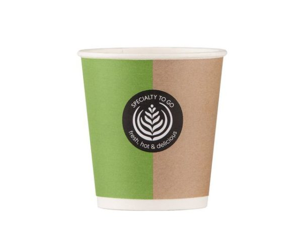 Termobeger Coffee-to-go papp 10cl (50)