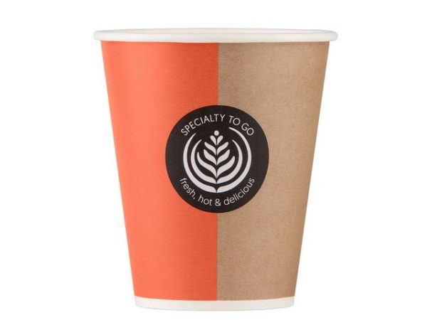 Termobeger Coffee-to-go papp 30cl (75)