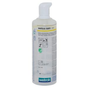 Skumflaske WETROK Wetco San Neutral 0