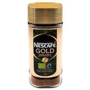 Kaffe NESCAFÉ Gull Org og Fairt 100g