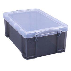 Oppbevaringsboks RUP 9 L grå