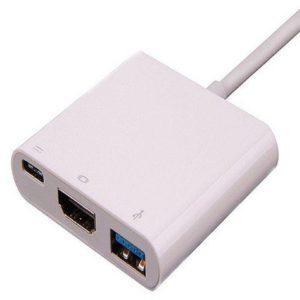 LinkIT USB-C 3.1 - HDMI USB 3.0 + C